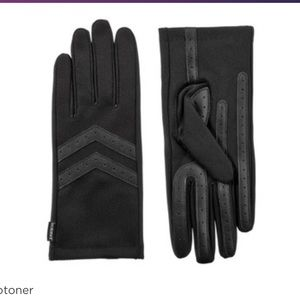 ISOTONERS- Womens smartDRI Tech Stretch Gloves